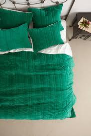 stitched velvet coverlet velvet quilt green velvet and velvet bed