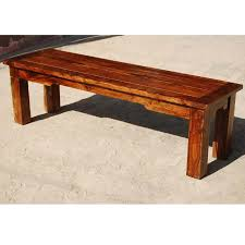 solid wood dining bench diy rustic primitive benches rustic