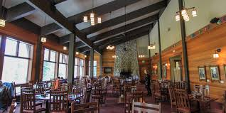 Crater Lake Lodge Dining Room by Wuksachi Lodge Sequoia National Park Lodging In California