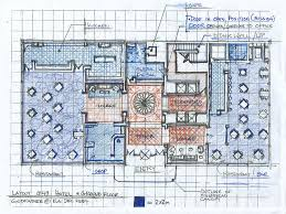 grand hotel main floor plan layout design