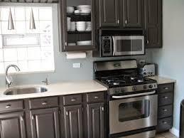Dark Grey Kitchen Cabinets by Gray Kitchen Cabinets Ayanahouse