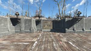 Recon Walls by Snappable Covenant Walls At Fallout 4 Nexus Mods And Community