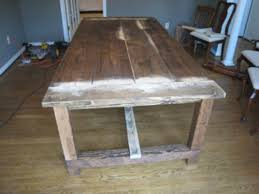 Farm House Table How To Make A Diy Farmhouse Dining Room Table Restoration