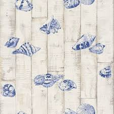 bring this timeless beach themed wallpaper into your home this