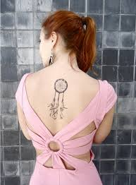 Tattoo Ideas For The Back Of Your Neck 60 Dreamcatcher Tattoo Designs For Women Art And Design