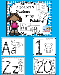 76 best q tip worksheets images on pinterest q tip painting