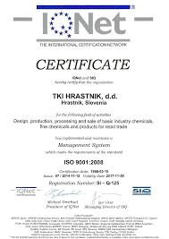 tki quality management