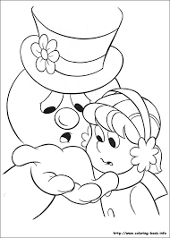 frosty snowman free coloring pages art coloring pages