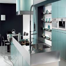 cuisine facade verre meuble de cuisine en verre meuble cuisine verre cuisine en verre