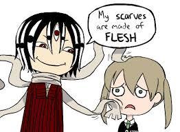Soul Eater Memes - scarves soul eater know your meme