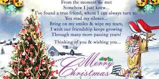 merry messages to best friend chrismast cards ideas