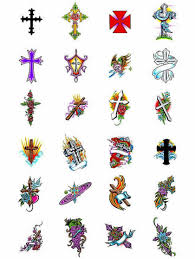 cross tattoo designs for women pictures to pin on pinterest