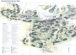 Colorado Ski Resort Map Http Www Beavercreek Com Media Beaver 20creek Images Misc