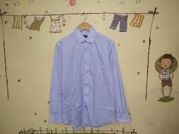 Jual Kemeja Pria Cardin jual cardin kemeja pria slim fit warna biru muda di lapak