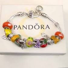 bracelet pandora gold images New pandora jewelry outlet jpg