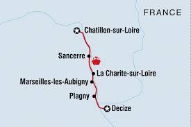 Burgundy France Map by France Tours U0026 Travel Intrepid Travel Us