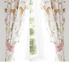 Ballerina Curtains Homely Ideas Horse Curtains Amazing Decoration Horse And Ballerina