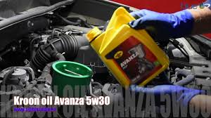 engine oil service toyota rav4 2 2 d 4d youtube