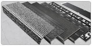 stufenmatten fuer treppe schutzmatten teppiche raumgestaltung für büro wohnen und