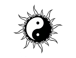 tribal sun and yin yang tattoo designs photo 2 2017 real photo