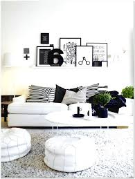 Black And White Chair And Ottoman Design Ideas Interior Design For Black And White Chair And Ottoman Design Ideas