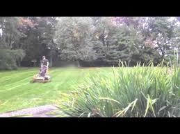 scag swzt vs wet tall grass youtube