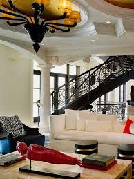 eclectic glamorous living room troy beasley hgtv