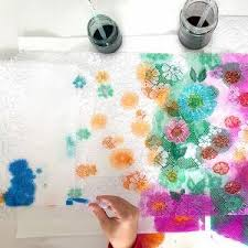 ideas to paint watercolor projects kids love 60 watercolor art activities for
