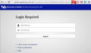 Shibboleth Login Ub Login Page Phishing 11 07 2014 Ubit University At Buffalo