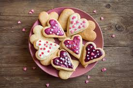 s day cookies cookies for s day stock image image of february