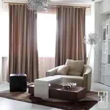 Curtain For Living Room Pictures Interior Design Charming Horizontal Striped Curtains For Interior