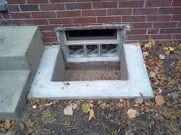 basement window well how to fix a basement window well angie s list