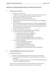 Resume For Driving Job by Acca P1 Corporate Governance