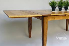 dutch pull out table extendable dutch pull out tables one tree studio