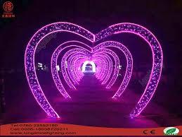 wedding arch lights longshine lighting led decorative light festival light chris