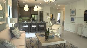 kingston model home tour marbella isles in naples florida youtube