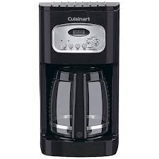 Cuisinart Programmable 12 Cup Coffeemaker DCC 1100BK Black and