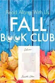 announcing fall book club