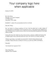 School No Letter Of Recommendation Best 25 Letter Of Recommendation Format Ideas On