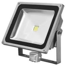 50 watt led flood light powermaster s6647 50 watt high powered led floodlight with pir sensor