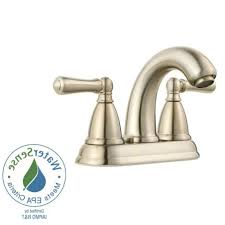 Polished Brass Kitchen Faucet by Home Depot Kitchen Sink Faucets Kenangorgun Com