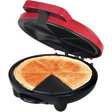 Round Sandwich Toaster Pocket Sandwich Maker Kitchen Dining U0026 Bar Ebay