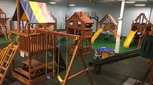 Ultimate Backyard Playground Rainbow Play Systems In Columbia Md Play N Learn