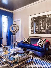 A Livingroom Hush by Latest Trends For Blue Living Room Designs