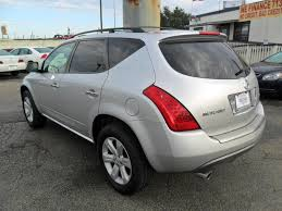 nissan finance with bad credit 2006 nissan murano s 4dr suv in houston tx talisman motor city