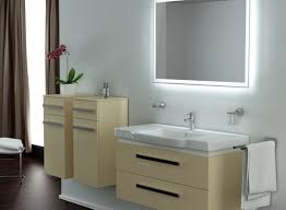 lighting fancy bathroom vanity side lights brown framed mirror