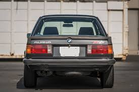 bmw e30 modified 1986 bmw e30 alpina b6