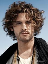 really long curly hair men hairstyles model male haircuts