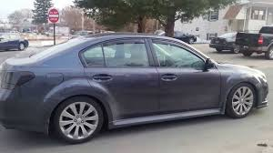2012 subaru legacy wheels 2010 subaru legacy uel headers take off youtube