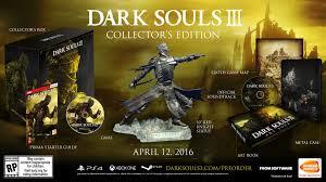 Dark Souls 2 Map Dark Souls Iii Special Editions Revealed
